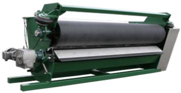 2 6' roller press