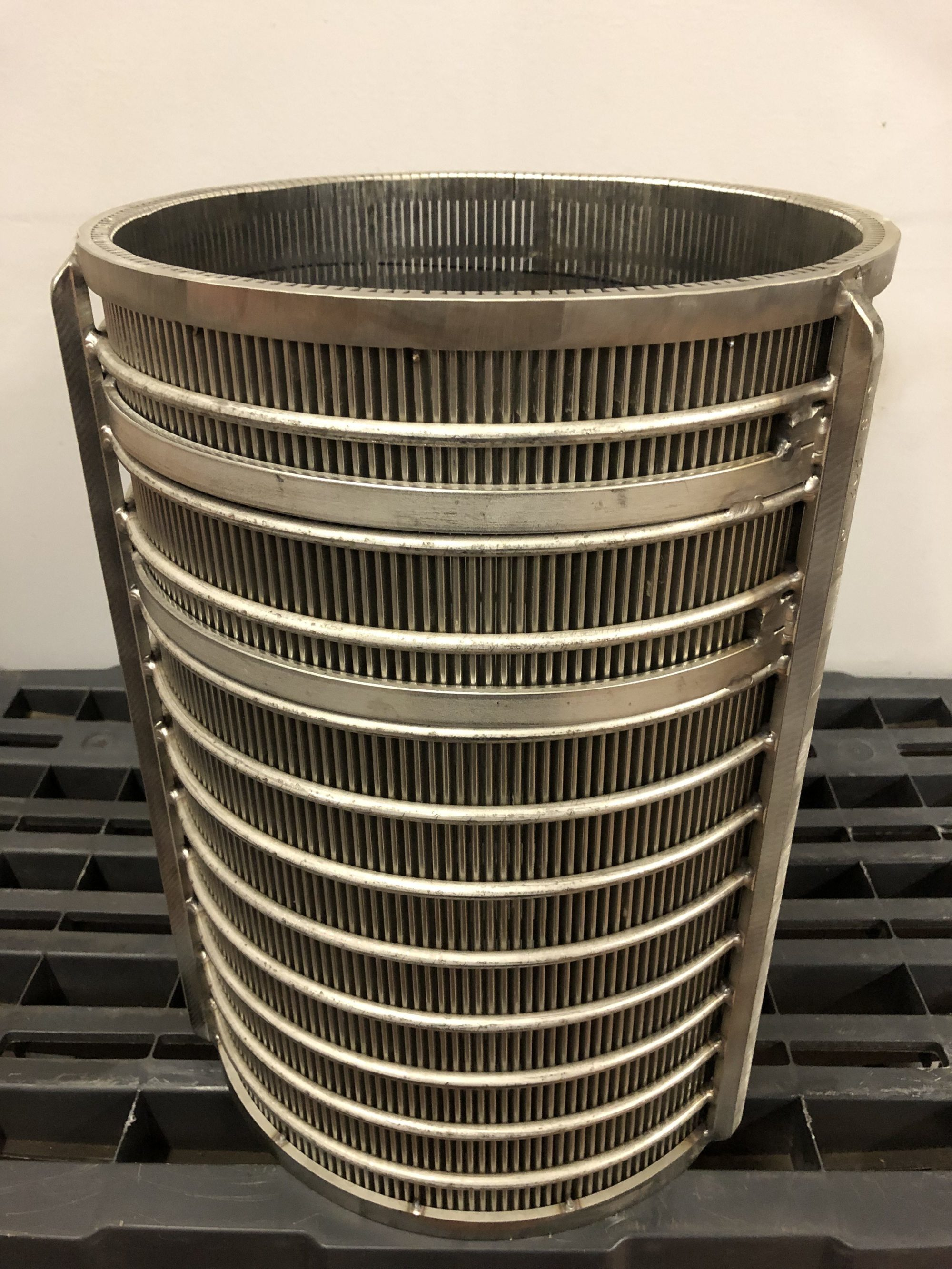 CFS Heavy Duty <br>Wedge Wire Screens