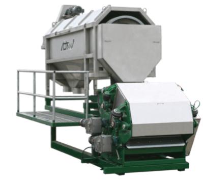 dt360 manure separator
