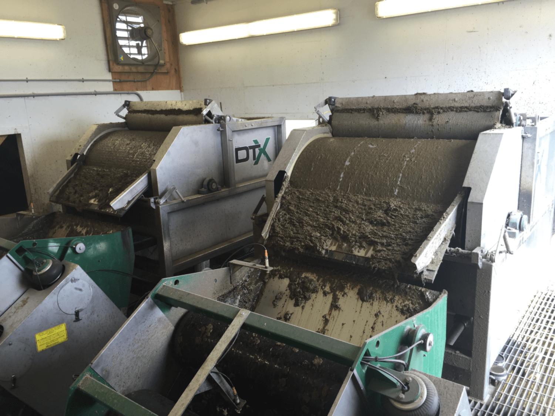 dtx manure separator