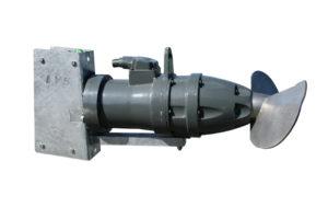 electric submerse agitator