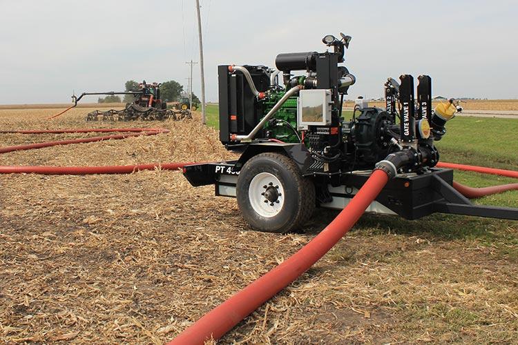 puck booster pump