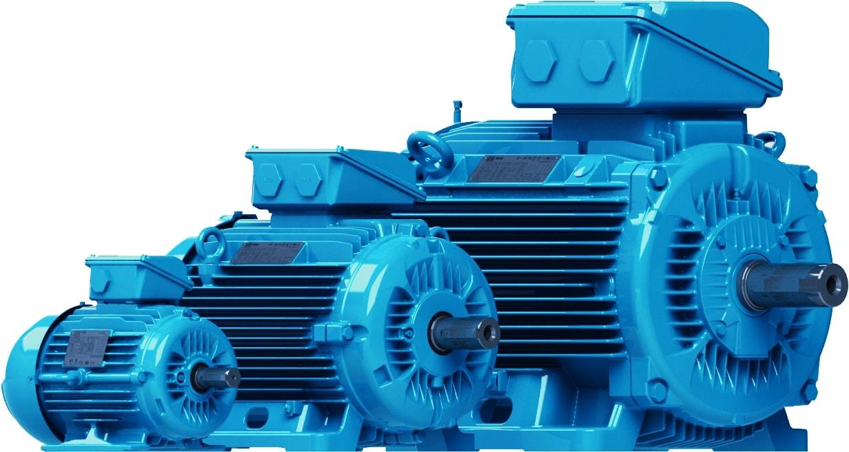 weg electric motors w22