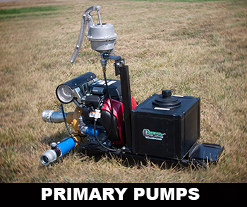 Prmiary Pumps