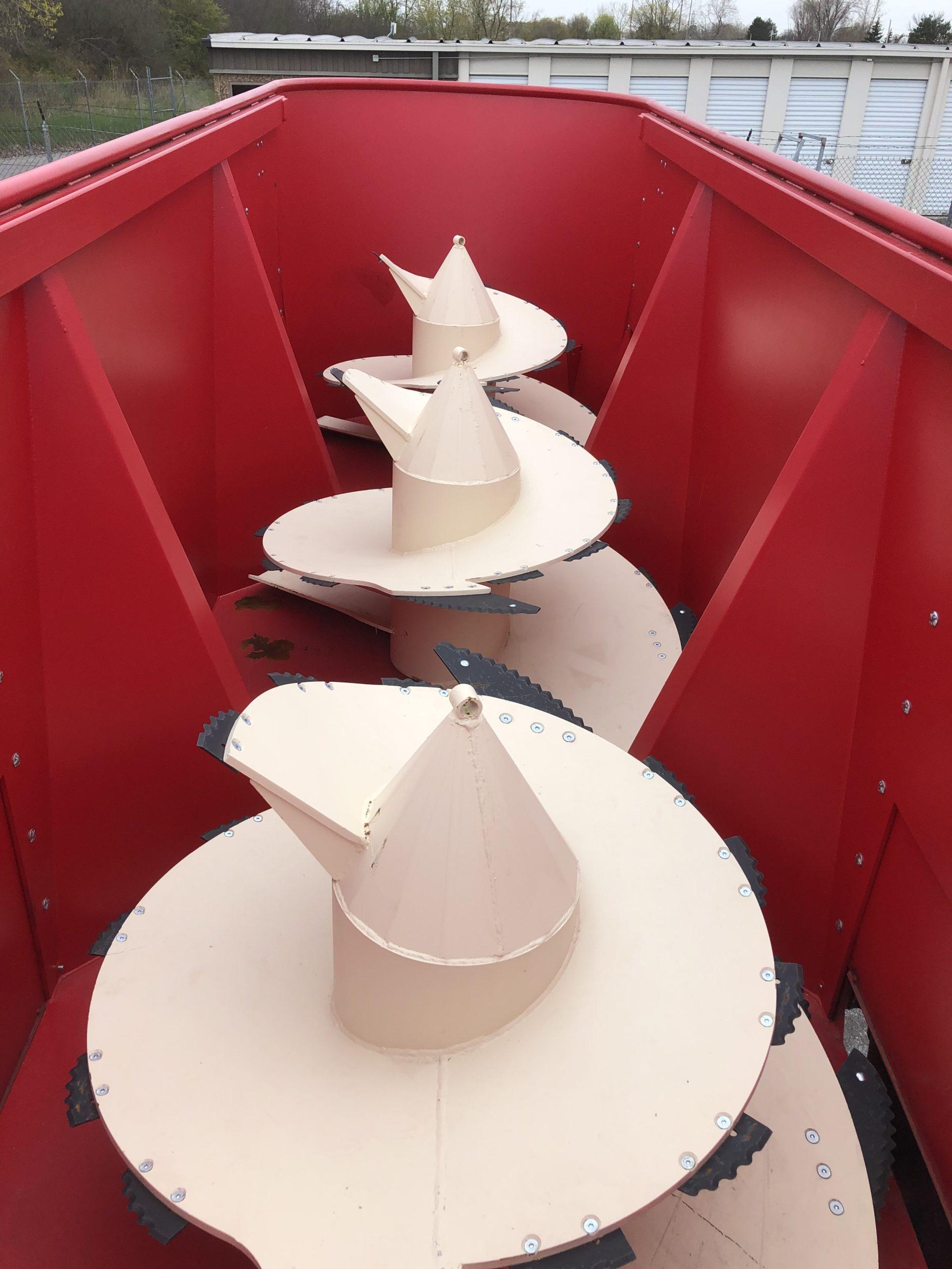 peecon tmr feed mixers